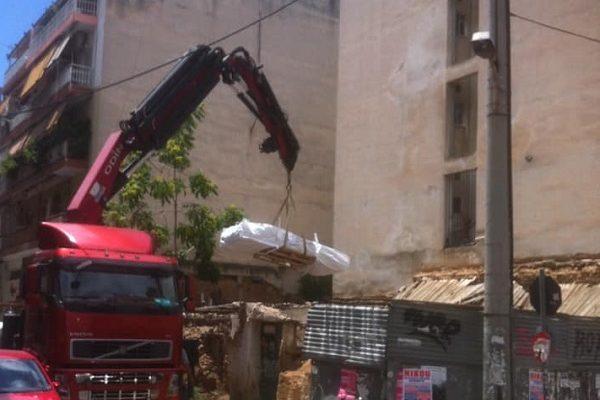 Αθήνα: Κατεδάφιση 13 επικίνδυνων κτιρίων από τις γειτονιές της πόλης