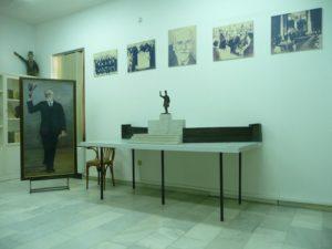 του Μουσείου «Ελευθέριος Βενιζέλος» στο Πάρκο Ελευθερίας