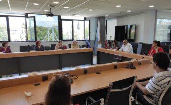 Ηράκλειο Αττικής : Σύσκεψη Δημάρχου με τους διευθυντές των δημοτικών σχολείων και των νηπιαγωγείων