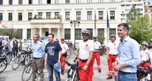 Κ.Ε.Δ.Ε - Δήμος Αθηναίων: Ποδηλατάδα για την παγκόσμια ημέρα ποδηλάτου