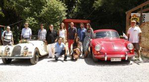Κηφισιά: Εκδήλωση για τους φίλους του παλαιού αυτοκινήτου ΦΙΛΠΑ