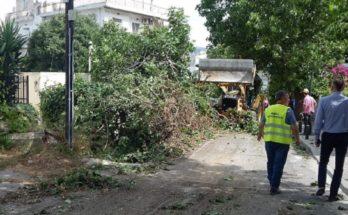 Μεταμόρφωση: Συνεχίζουμε τις διανοίξεις με την οδό Σολωμού