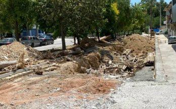 Μεταμόρφωση: Διάνοιξη τμήματος της οδού Σωκράτους Μπιζανίου έως Ιωαννίνων