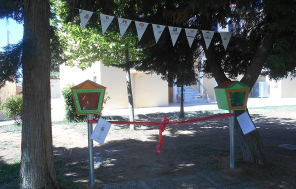 Παλλήνη: Δυο «βιβλιοφωλιές» παραδόθηκαν στα παιδιά της Ανθούσας
