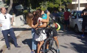 Πεντέλη : Η απαγόρευση των πτήσεων λόγω κορωνοϊού δεν στάθηκε εμπόδιο για τον 20χρονο φοιτητή να επιστρέψει στην πατρίδα διασχίζοντας περίπου 3.500 χλμ με ποδήλατο
