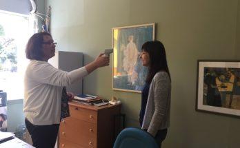 Πεντέλη: Η Δήμαρχος επισκέφθηκε τα Σχολεία της πρωτοβάθμιας με την ευκαιρία του ανοίγματός τους