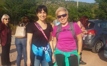 Πεντέλη: Πεζοπορία στη σπηλιά Νταβέλη