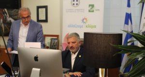 Περιφέρεια Αττικής : Με πρωτοβουλία του Περιφερειάρχη διοργανώθηκε τηλεημερίδα για την Ανακύκλωση και τη διαχείριση βιοαποβλήτων