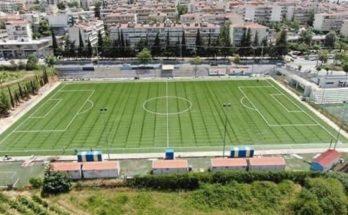 Λυκόβρυση Πεύκη :Προχωράνε οι εργασίες ανακατασκευής του διαδημοτικού γηπέδου ποδοσφαίρου Λυκόβρυσης Μεταμόρφωσης