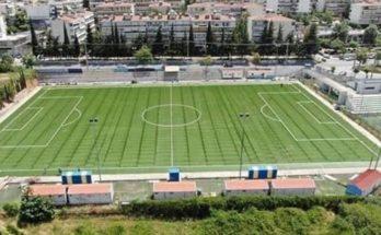 Πεύκη Λυκόβρυση: Τοποθετήθηκε ο νέος χλοοτάπητας στο Διαδημοτικό Αθλητικό Κέντρο Λυκόβρυσης Μεταμόρφωσης
