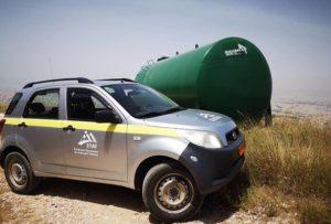 Ο ΣΠΑΥ πραγματοποιεί εντατικούς ελέγχους στις υποδομές δασοπροστασίας του στον Υμηττό
