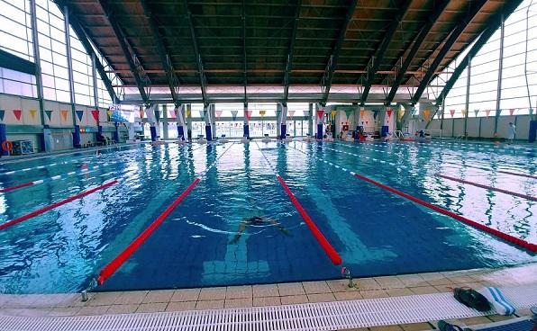 το κολυμβητήριο «Νίκος Πέρκιζας»