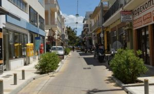 Χαλάνδρι : Άλλαξε όψη η οδός Σωκράτους μετά την ολοκλήρωση των έργων