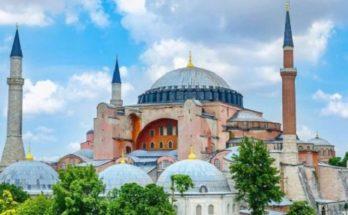 Διεθνή : Έκλεισε η Αγία Σοφία θα ανοίγει ξανά στις 24 Ιουλίου ως τζαμί