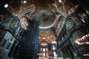Διεθνή: Ο Ερντογάν κάνει την Αγιά Σοφία τζαμί