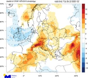 Ελλάδα: Τριήμερο καύσωνα από Πέμπτη έως Σάββατο στους 40 βαθμούς ο υδράργυρος