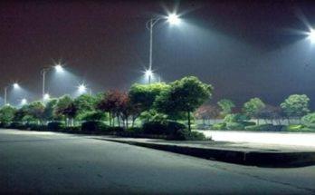 Σπάτα Αρτέμιδα: Δημοτικός φωτισμός με σύστημα Led νέας τεχνολογίας