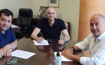 Ηράκλειο Αττικής : Συνεχίζουν οι τακτικές επαφές με γειτονικούς Δήμους για την ανάπτυξη συνεργασιών