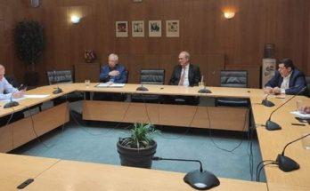Ηράκλειο Αττικής : Οι 4 Δήμαρχοι ενώνουμε τις δυνάμεις τους την διάνοιξη της λεωφόρου Κύμης Πρώτη στάση στο Υπουργείο Υποδομών και Μεταφορών