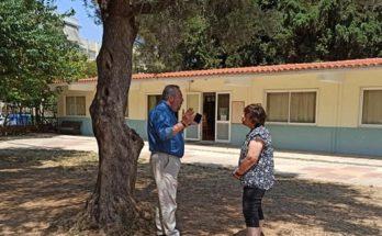 Καισαριανή: Ξεκίνησαν οι εργασίες για τις 6 νέες αίθουσες για παιδιά προσχολικής ηλικίας