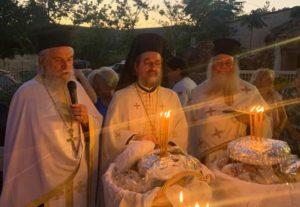 Μαραθώνα: Ο εορτασμός της Αγίας Άννης