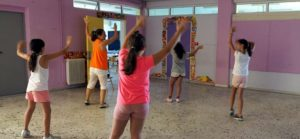 Μαρούσι : Με μεγάλη επιτυχία διεξάγεται το 18ο Αθλητικό Πολιτιστικό Camp του Δήμου για παιδιά ηλικίας 6 έως 12 ετών