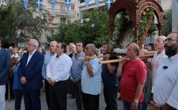 Μαρούσι : Το Μαρούσι γιόρτασε χθες τη μνήμη των Αγίων Αναργύρων