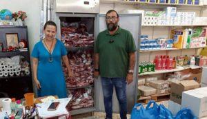Μαρούσι: Ολοκληρώθηκε επιτυχώς η δεύτερη διανομή επισιτιστικής βοήθειας ΤΕΒΑ στο Δήμο Αμαρουσίου