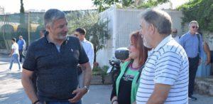 Νέα Ιωνία: Η Περιφέρεια Αττικής παρέδωσε στο Δήμο εξοπλισμό συλλογής βιοαποβλήτων  και ένα σύγχρονο απορριμματοφόρο συλλογής βιοαποβλήτων