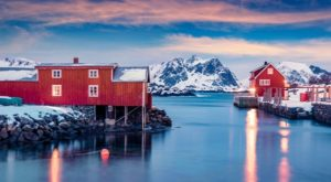 Στη Νορβηγία η χθεσινή ημέρα ήταν η πιο ζεστή που έχει καταγραφεί