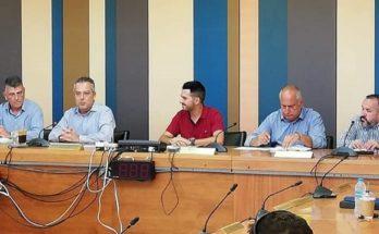 Παπάγου Χολαργός: Άτυπη συνεδρίαση του ΣΠΑΥ στο Δημαρχείο της πόλης