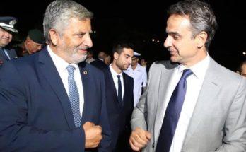 Περιφέρεια Αττικής : Στην εκδήλωση για την ανάληψη της Ελληνικής Προεδρίας της Επιτροπής Υπουργών του Συμβουλίου της Ευρώπης ο Περιφερειάρχης