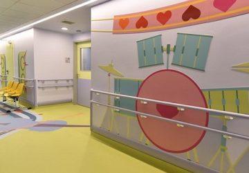 Ελλάδα: Η εταιρεία ΟΠΑΠ ανακαίνισε και εκσυγχρόνισε την Καρδιολογική Μονάδα του παιδιατρικού νοσοκομείου «Η Αγία Σοφία»