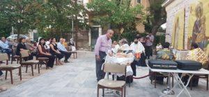 Νέα Πεντέλη :Εορτασμός Ιερού Ναού Αγ. Σύλλα και περιφορά της εικόνας στη Δ.Κ. Νεας Πεντέλης