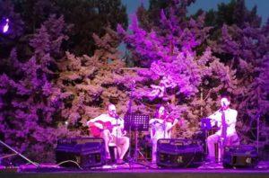 Πεντέλη: Άνοιξε χθες το πολιτιστικό τριήμερο με μουσικές παραστάσεις-συναυλίες με το μουσικό σχήμα: «Σου σου σου και πίτσι πίτσι»