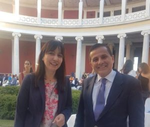 Πεντέλη :Παρουσία της Πρόεδρου της Δημοκρατίας η βράβευση Δήμων με αφορμή την Ευρωπαϊκή εβδομάδα κινητικότητας