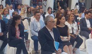 Περιφέρεια Αττικής : Στη τελετή βράβευσης των ελληνικών συμμετοχών στην εκστρατεία για την Ευρωπαϊκή Εβδομάδα Κινητικότητας στο Ζάππειο