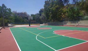 Λυκόβρυσης Πεύκης: Συνεχίζονται οι αναπλάσεις των προαυλίων των δημοτικών σχολείων του Δήμου