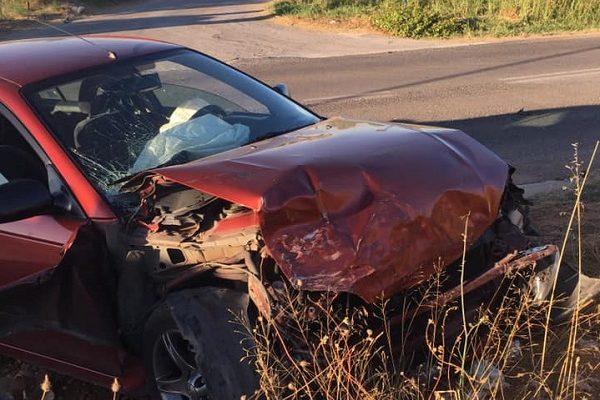 Η τροχαία διενεργεί έρευνα για τις συνθήκες κάτω από τις οποίες έγινε το ατύχημα .
