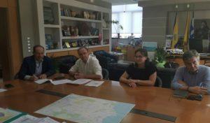 Ο Δήμος Ραφήνας Πικερμίου έγινε ο πρώτος στη χώρα Δήμος που παίρνει στα χέρια του το δημοτικό δίκτυο φωτισμού σε οδούς και πλατείες