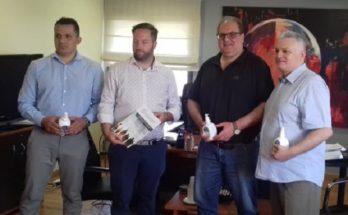 Χαλάνδρι: Η στήριξη της τοπικής αγοράς στο επίκεντρο της συνάντησης του Δημάρχου Σ. Ρούσσου με εκπροσώπους επαγγελματικών σωματείων