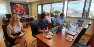 Χαλάνδρι: Τηλεδιάσκεψη των Δημάρχων Χαλανδρίου και Χαρμπίν για τη διεύρυνση της σχέσης των «αδελφών» πόλεων