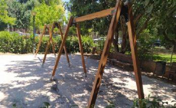 Χαλάνδρι: Ανακαίνιση και πιστοποίηση παιδικών χαρών Δήμου