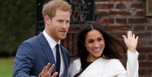 πρίγκιπα Χάρι και της Μέγκαν για φωτογραφίες