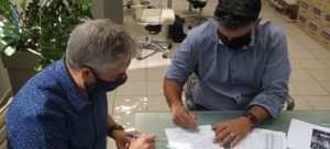 Βριλήσσια: Υπεγράφη η σύμβαση για τα ολοκληρωμένα συστήματα ελέγχου-διαχείρισης δικτύου ύδρευσης και αντλιοστασίων στο Δήμο