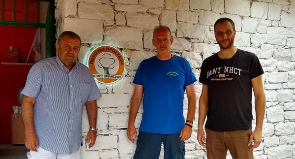 Βριλήσσια: Ανάρτηση Γιάννη Πισιμίση για την επίσκεψη του στην έδρα της Πολιτικής Προστασίας του Δήμου