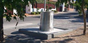 Διόνυσος: Τοποθέτηση 6 νέων καλαίσθητων υπόγειων κάδων στον Δήμο