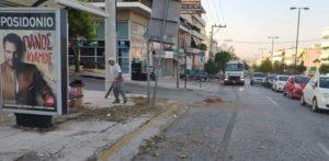 Ελληνικό Αργυρούπολη: Παραμονές της Παναγίας και οι υπηρεσίες δουλεύουν εντατικά τόσο στο τομέα του Πρασίνου όσο και στην καθαριότητα