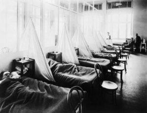 Η ισπανική γρίπη του 1918-1920