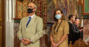 Κηφισιά: Μέγας Αρχιερατικός Εσπερινός και η λιτάνευση της εικόνος της Μεταμορφώσεως Σωτήρος Κεφαλαρίου